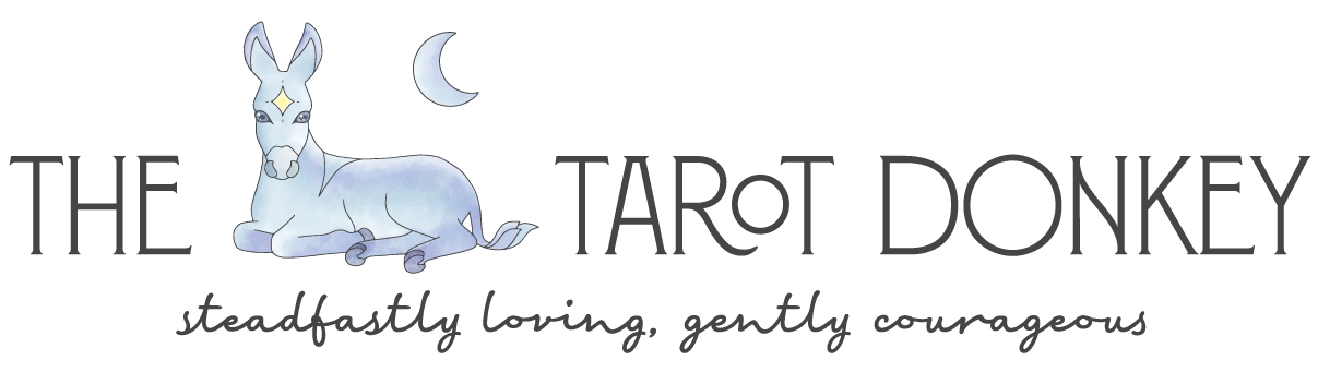 The Tarot Donkey